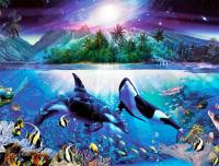 Online jigsaw puzzles fishes BigPuzzle.net - free online jigsaw puzzles full screen games! Play free! Bigest online Puzzles with rotation options!