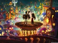 Online jigsaw puzzles cinema BigPuzzle.net - free online jigsaw puzzles full screen games! Play free! Bigest online Puzzles with rotation options!
