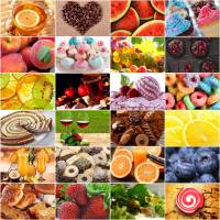 Online jigsaw puzzles food BigPuzzle.net - free online jigsaw puzzles full screen games! Play free! Bigest online Puzzles with rotation options!