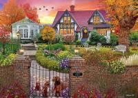 Online jigsaw puzzles village BigPuzzle.net - free online jigsaw puzzles full screen games! Play free! Bigest online Puzzles with rotation options!