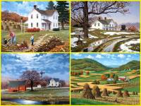 Online jigsaw puzzles nature BigPuzzle.net - free online jigsaw puzzles full screen games! Play free! Bigest online Puzzles with rotation options!