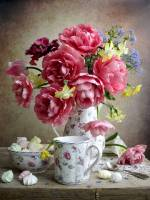 Online jigsaw puzzles still life BigPuzzle.net - free online jigsaw puzzles full screen games! Play free! Bigest online Puzzles with rotation options!