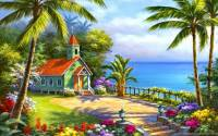 Online jigsaw puzzles temple BigPuzzle.net - free online jigsaw puzzles full screen games! Play free! Bigest online Puzzles with rotation options!