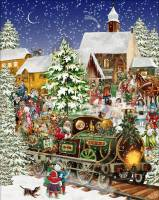 Online jigsaw puzzles night BigPuzzle.net - free online jigsaw puzzles full screen games! Play free! Bigest online Puzzles with rotation options!