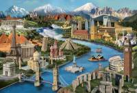Online jigsaw puzzles fantastic BigPuzzle.net - free online jigsaw puzzles full screen games! Play free! Bigest online Puzzles with rotation options!