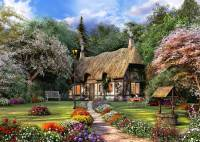 Online jigsaw puzzles village BigPuzzle.net - free online jigsaw puzzles full screen games! Play free! Bigest online Puzzles with rotation options!