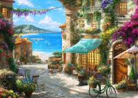 Online jigsaw puzzles draw BigPuzzle.net - free online jigsaw puzzles full screen games! Play free! Bigest online Puzzles with rotation options!