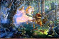 Online jigsaw puzzles fantasy BigPuzzle.net - free online jigsaw puzzles full screen games! Play free! Bigest online Puzzles with rotation options!